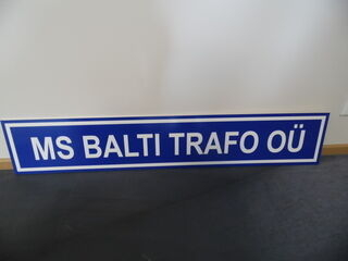 Infosilt - Balti Trafo