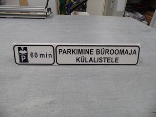 Parkimise infosilt