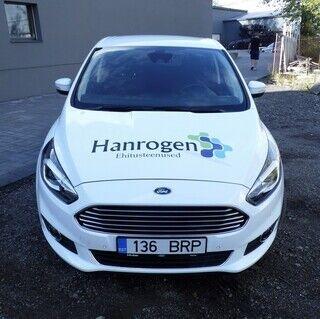 Logokleebised sõidukile - Hanrogen