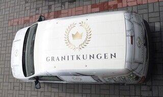 Katusekleebised sõidukil - GranitKungen