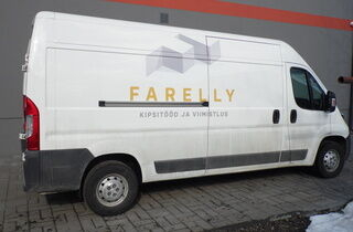 Autokleebised - Farelly