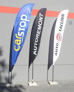 Logoga reklaamlipud