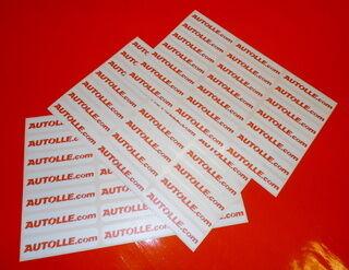 Autolle.com kleebised