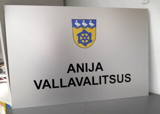 Logosilt - Anija Vallavalitsus