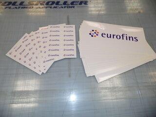 Logokleebised - eurofins