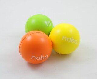 Naba stressipall