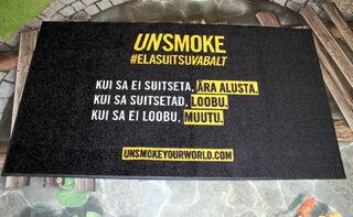 UnSmoke logovaip