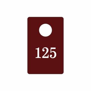 Riidehoiu number 125