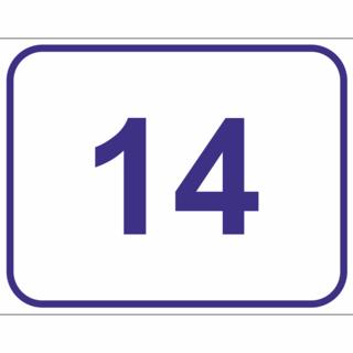 Majanumber - 14