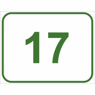 Numbrisilt 17