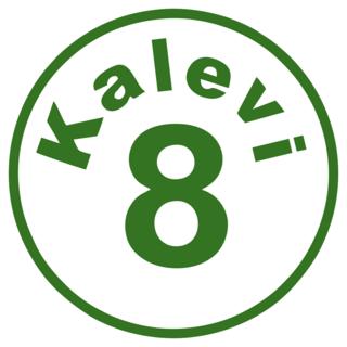 Numbrisilt Kalevi 8