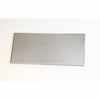 Logosilt 400x180 mm