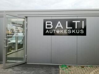 Fassaadisilt - Balti Autokeskus