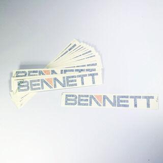 Loogkleebised - Bennett