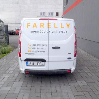 Reklaamkleebised - Farelly