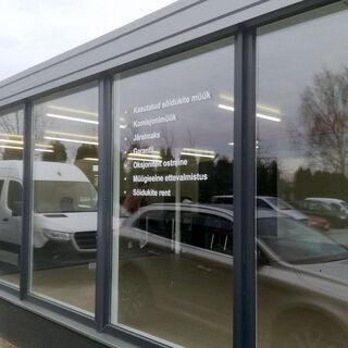 Aknakleebised - Balti Autokeskus