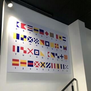 Reklaamkleebised seinal