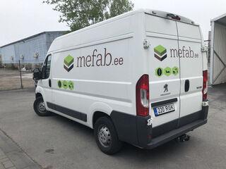 Bussikleebised - Mefab
