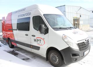 MPT autokleebised