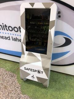 SafeSpot desojaama kleebised