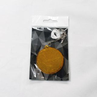 Plastikust oranz helkur