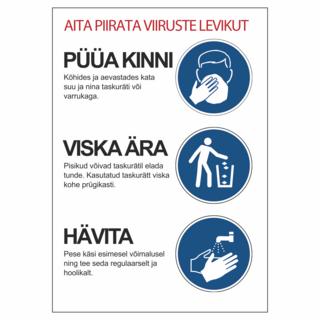 Infosilt - Aita piirata viiruse levikut