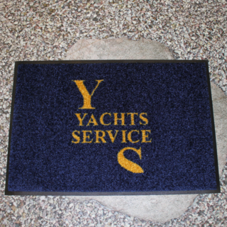 Logoga jalamatt - Yachts Service