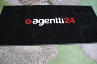 Agentti 24 - logovaip