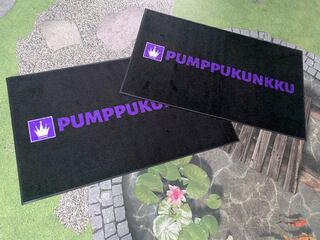 Pumppukunkku logovaibad