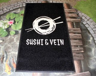 Reklaamvaip - Sushi & Vein