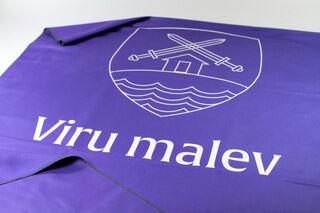 Logoga rätik - Viru malev