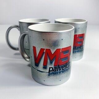 Logoga kruusid - VMB palvelut