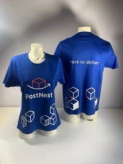 T-särgid logoga - PostNest