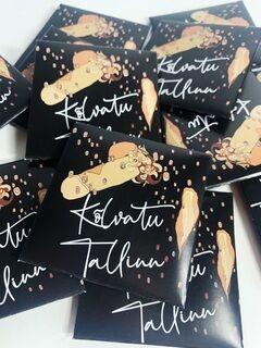 Pakendid trükiga - Kõlvatu Tallinn