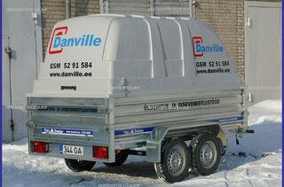 Danville reklaamkleebised