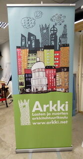 Arkki roll up