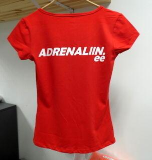 a431b600789 Adrenaliin.ee t-särk trükiga
