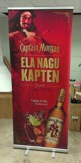 Captain Morgan rollup