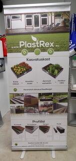 PlastRex roll up