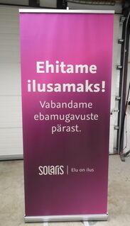 Solaris rullaständi