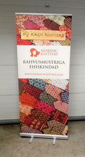 Rollup Nordic Knitters