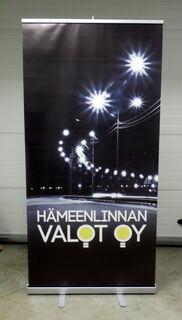 Rollup Hämeenlinnan Valot