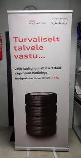 Roll-UP Audi