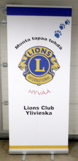 Roll-Up Lions Club Ylivieska