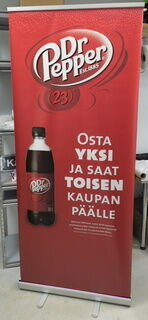 Roll-Up Dr. Pepper