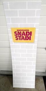 Snadi Stadi reklaamsilt