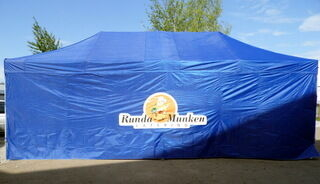 Runda Munken Catering pop up telk