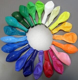 Õhupallide värvid