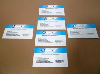 Santehnik24 visiitkaardid