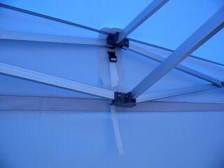 Pop up telgi katuse raam